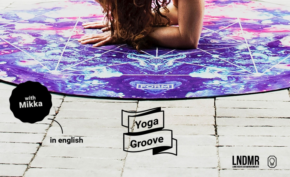 Yoga Groove - Vielmehr Open Air with Mikka!